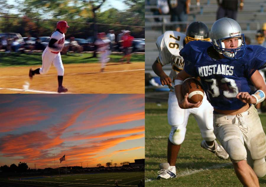 compare and contrast high school sports vs college sports How is college different from high school how is college different from high school following the rules in high school: choosing responsibly in college.